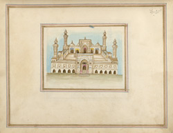 Mosque of Wazir Khan, Lahore 1463
